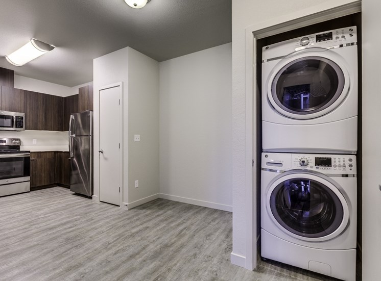 Washers/Dryers Available at Union Park, 11803 NE 124th Ave, Vancouver Washington