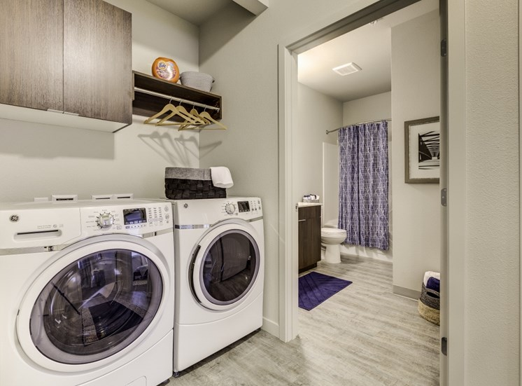 Full Sized Washer and Dryer Included at Union Park, 11803 NE 124th Ave, Washington 98682