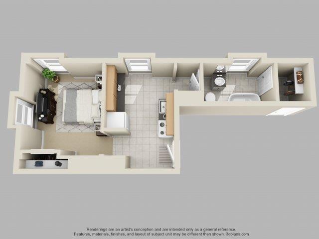 #11 Floor Plan 1