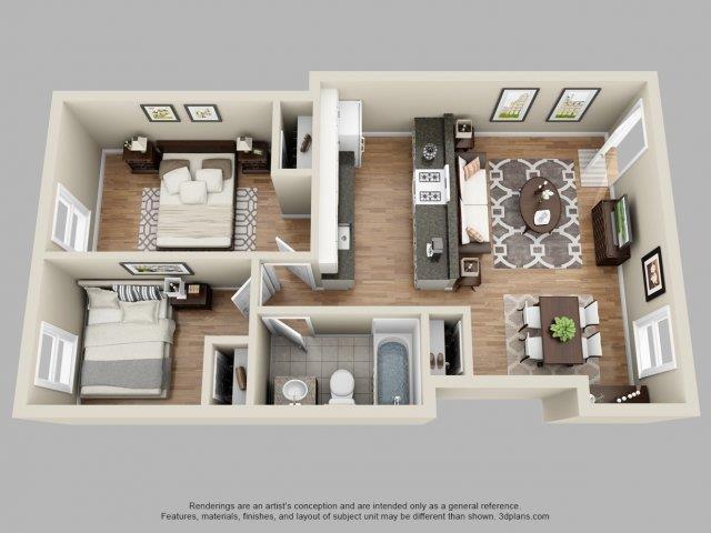 #12 Floor Plan 4