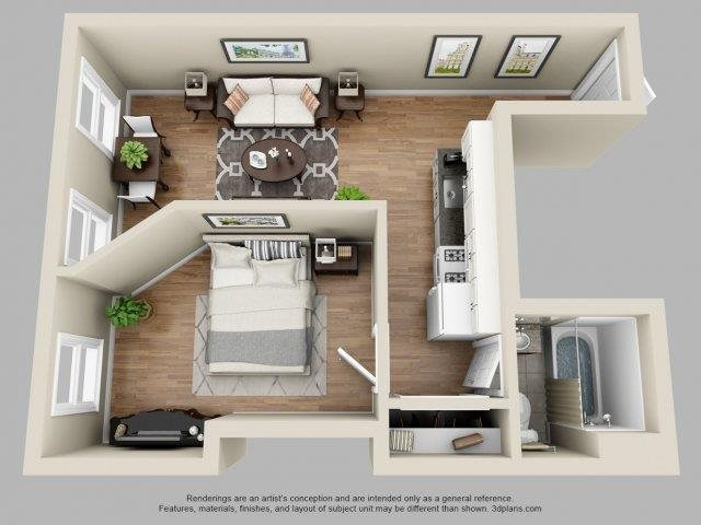 #9 Floor Plan 3