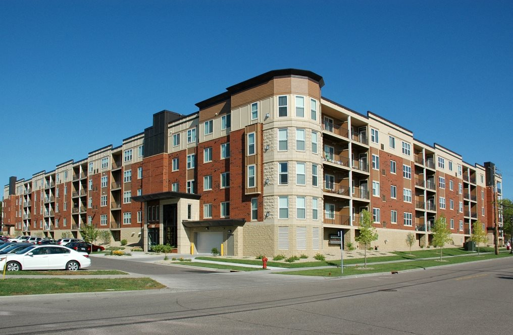 The Communities Of River Crossing Apartments In Saint Paul Mn