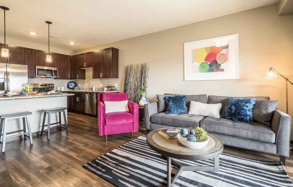 360 at Jordan West | New luxury apartments | West Des Moines, IA