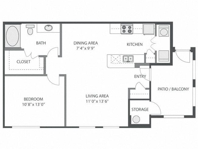 Boxwood Floor Plan 1