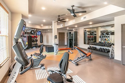 The Alexander at Sabal Point Fitness Center