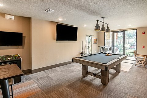 The Alexander at Sabal Point Pool Table