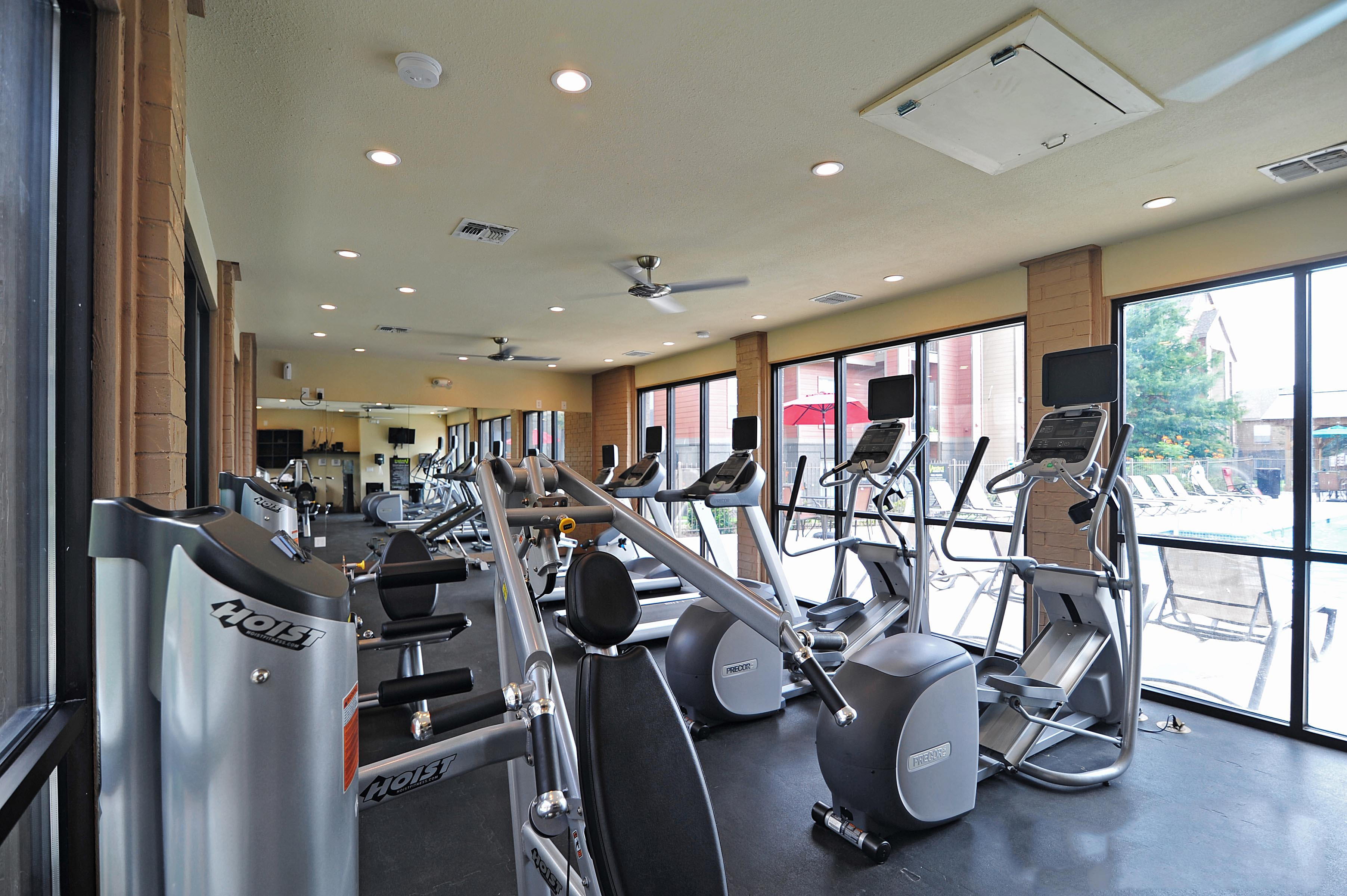 Fitness Center | The Preserve At Westover Hills San Antonio Apartments