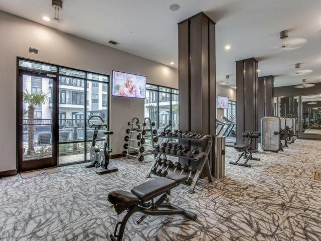 Fitness Center at Windsor CityLine