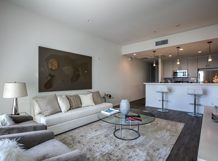 Spacious and Open Floor Plans, at Legendary Glendale Luxury Apartment Homes, CA