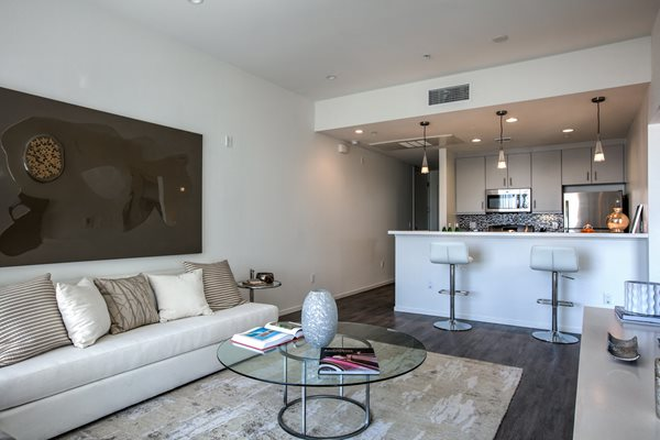 Large, Spacious Living Spaces at Apartments at Legendary Glendale, 300 N Central Ave, 91203