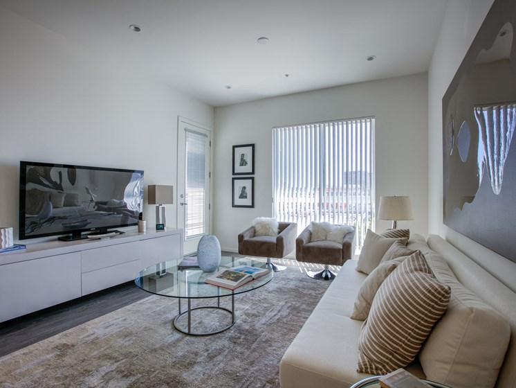 Chic, Modern Design in Luxury Apartments at Legendary Glendale, 300 N Central Ave