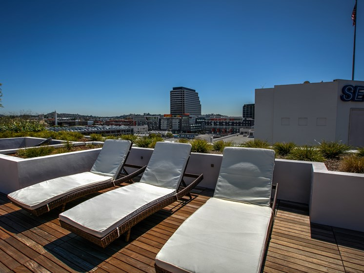 Panoramic Views of City, at Apartments in Glendale, Legendary Glendale, 300 N Central Ave