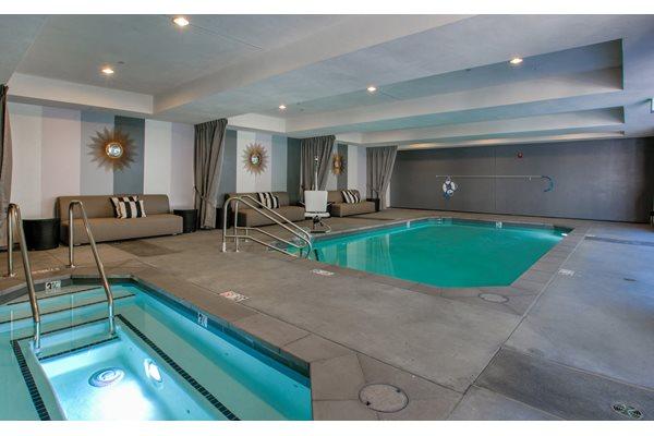 Refreshing Pool and Reinvigorating Spa, Legendary Glendale Apts in Glendale CA 91203