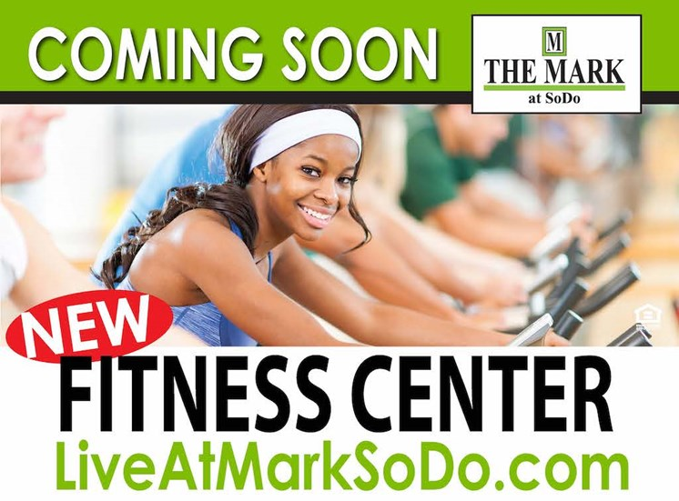 The Mark at SoDo South Downtown Orlando, FL 32806 New Fitness Center