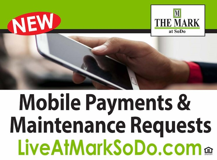 The Mark at SoDo South Downtown Orlando, FL 32806 New Mobile Pay and Maintenance
