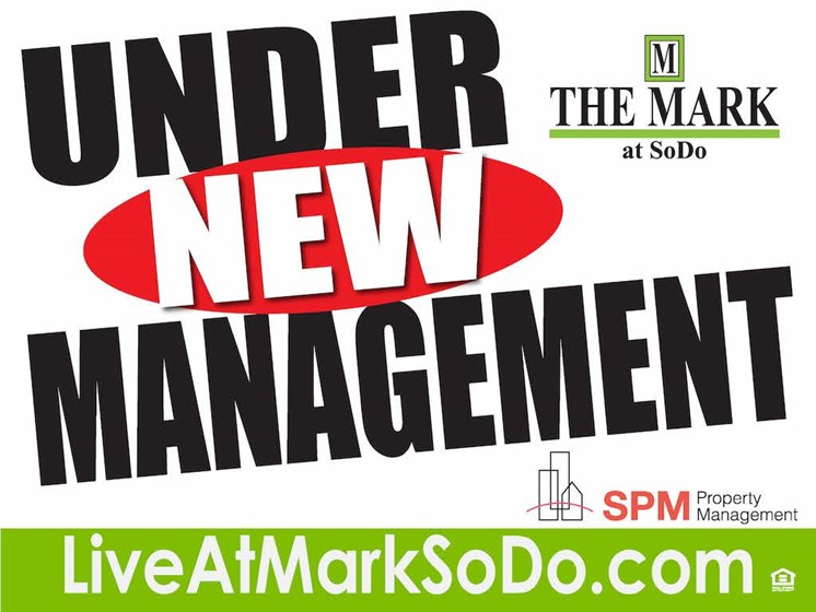 The Mark at SoDo apartments in South Downtown Orlando, FL 32806 Under New Management with SPM