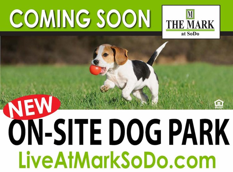 The Mark at SoDo South Downtown Orlando, FL 32806 Bark Park Dog Park