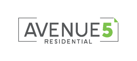 Avenue5 Primary Logo Transparent Background
