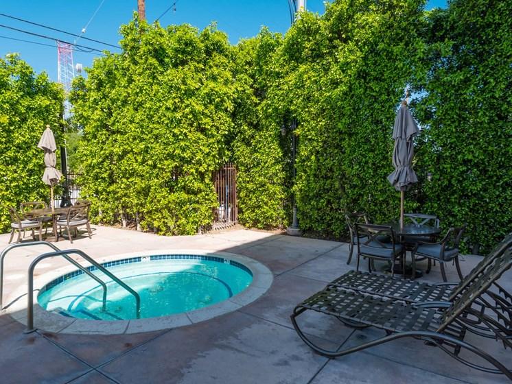 Mini Pool at The Verandas, Canoga Park, CA