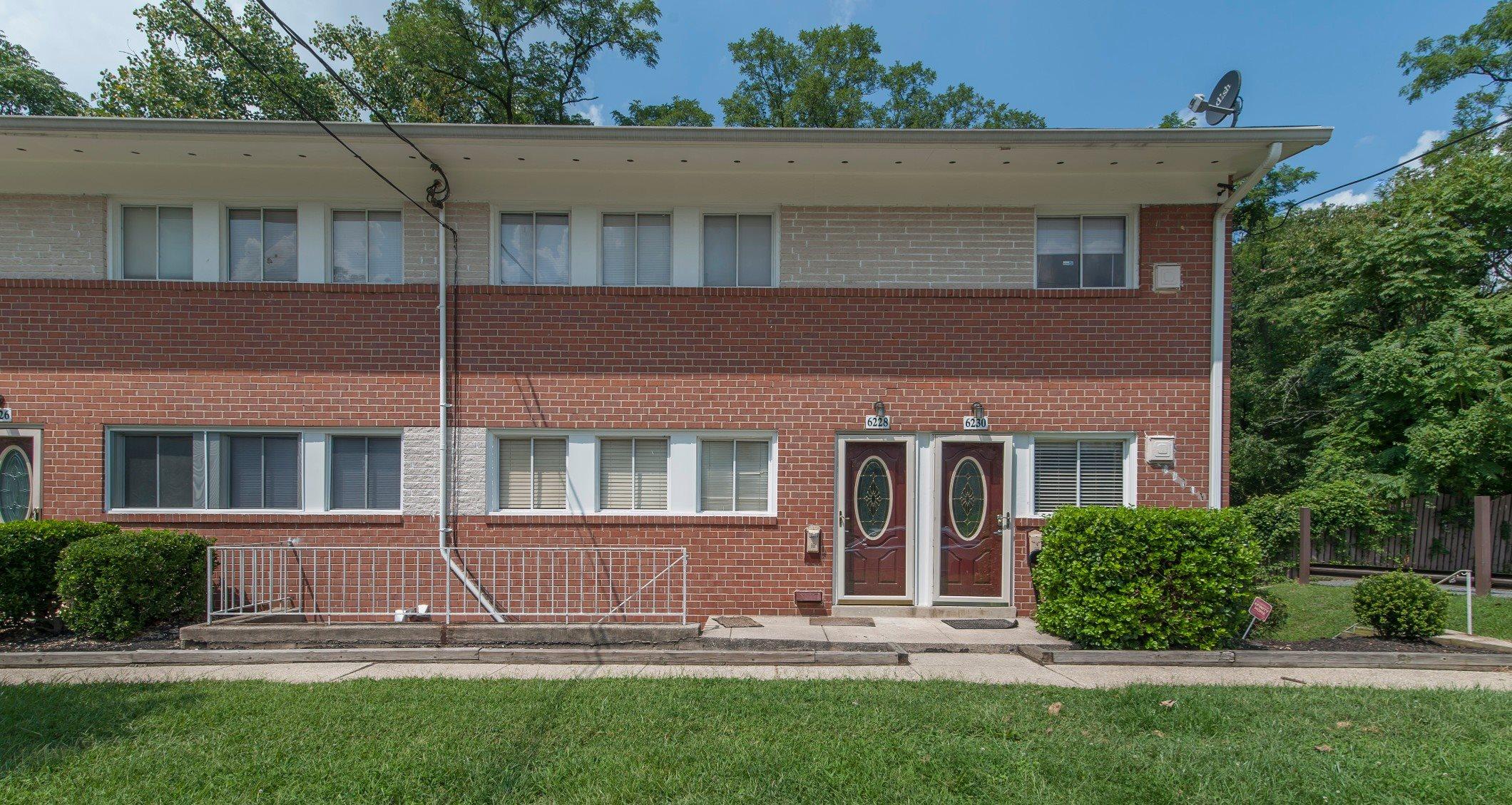 Oak Creek Apartments In Baltimore Md