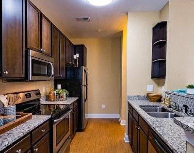 New Countertops and Cabinets at Gateway at Rock Hill, Rock Hill, South Carolina