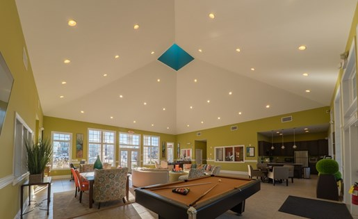 Luxurious Elite Clubhouse at Gateway at Rock Hill, Rock Hill