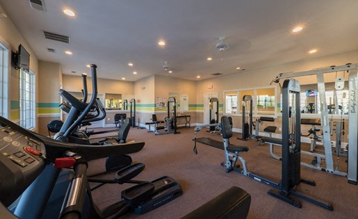 Fully Equipped Fitness Center at Gateway at Rock Hill, South Carolina, 29730