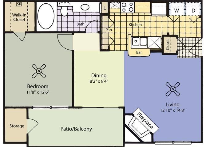 Bryce Floor Plan 2