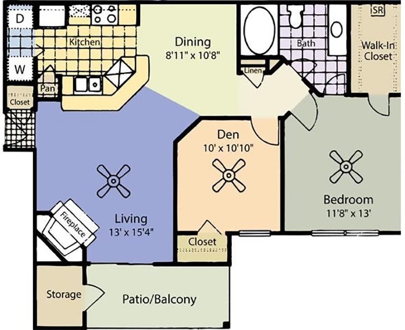 Seneca Floor Plan 4