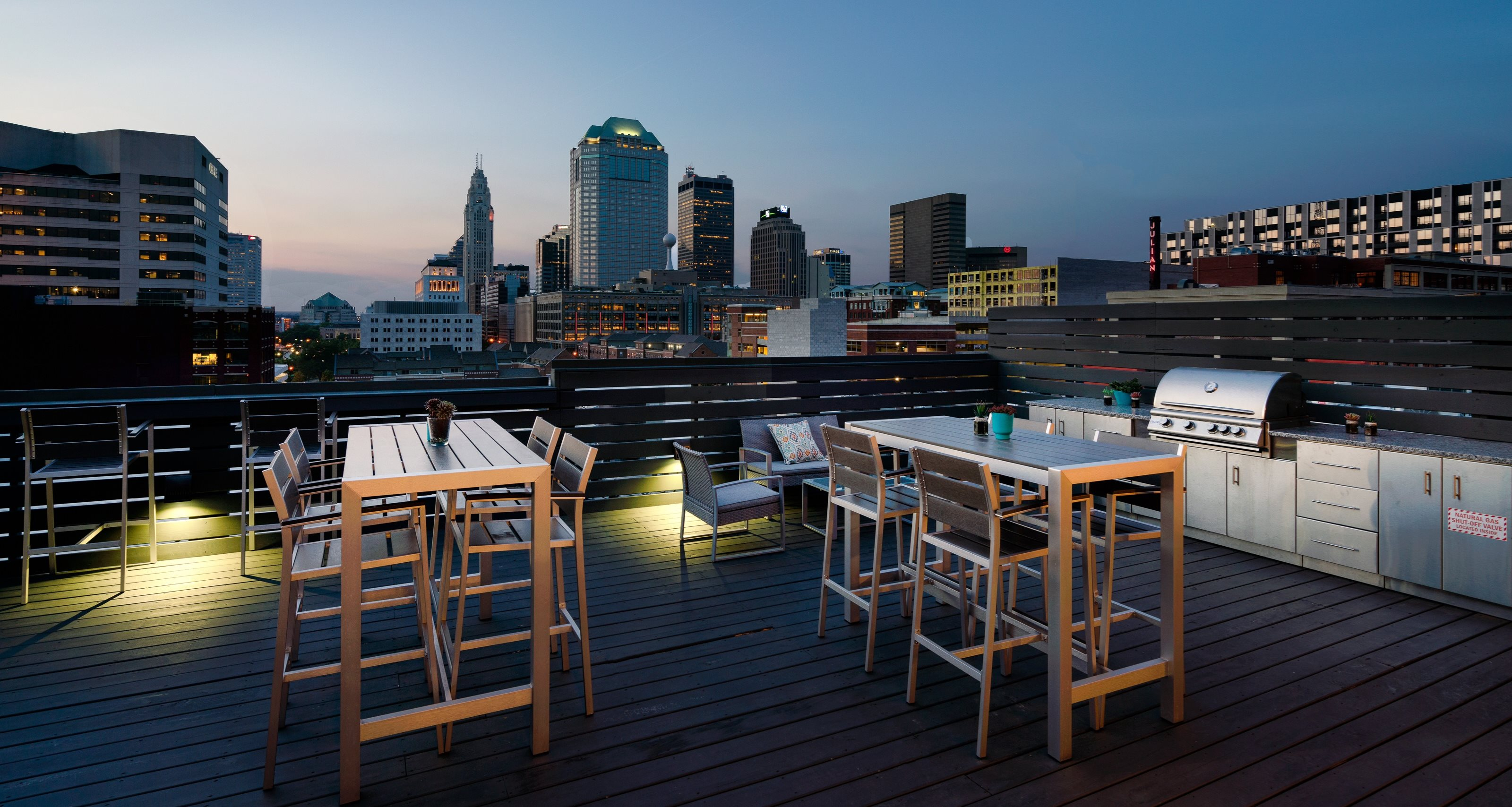 Downtown Columbus Apartments for Rent | 303