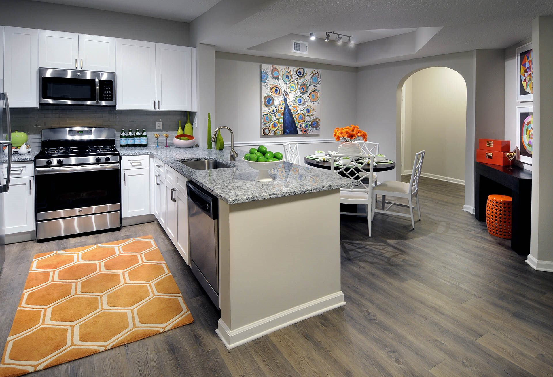 Separate Dining Area   Pointe at Lindbergh Apartments Atlanta