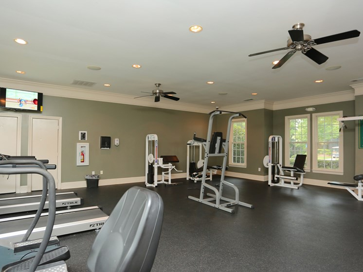 Club Quality Fitness Center at The Views at Jacks Creek, Snellville