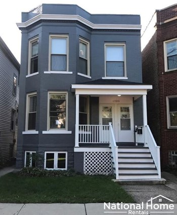 1903 W Berwyn Avenue Unit 2 2 Beds House for Rent Photo Gallery 1