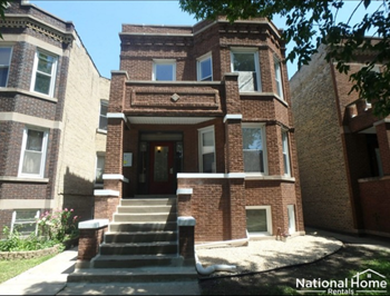 3133 N Harding Ave Unit 1 3 Beds House for Rent Photo Gallery 1