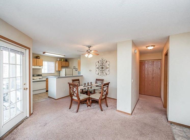 Apartments in Toledo, OH floor plans