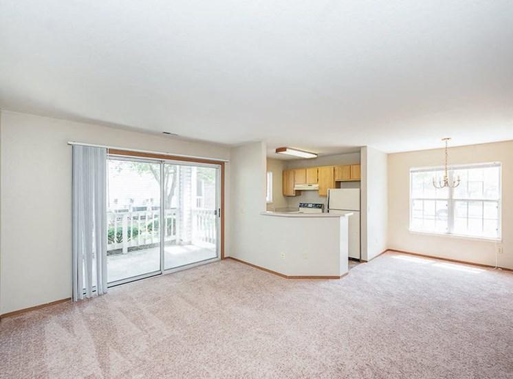 Apartments in Toledo, OH floor plan