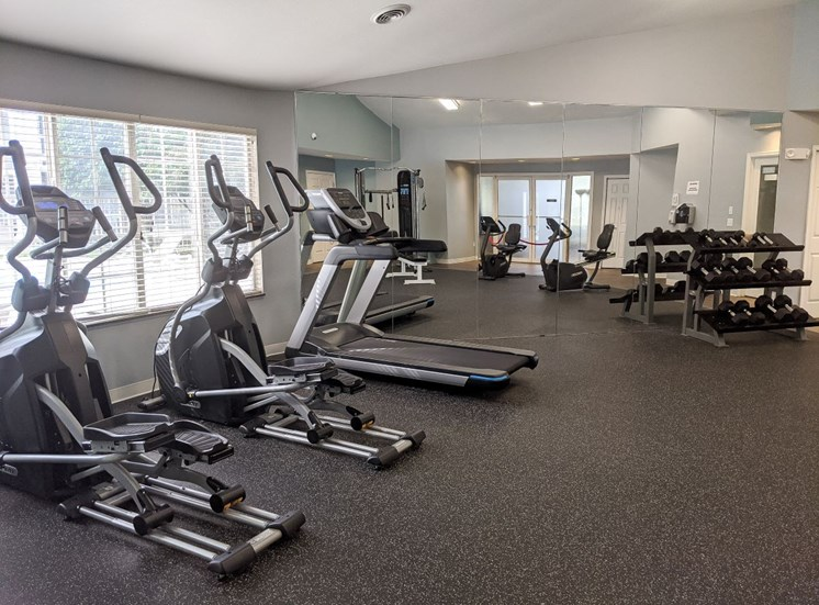 Apartments in Toledo, OH Gym