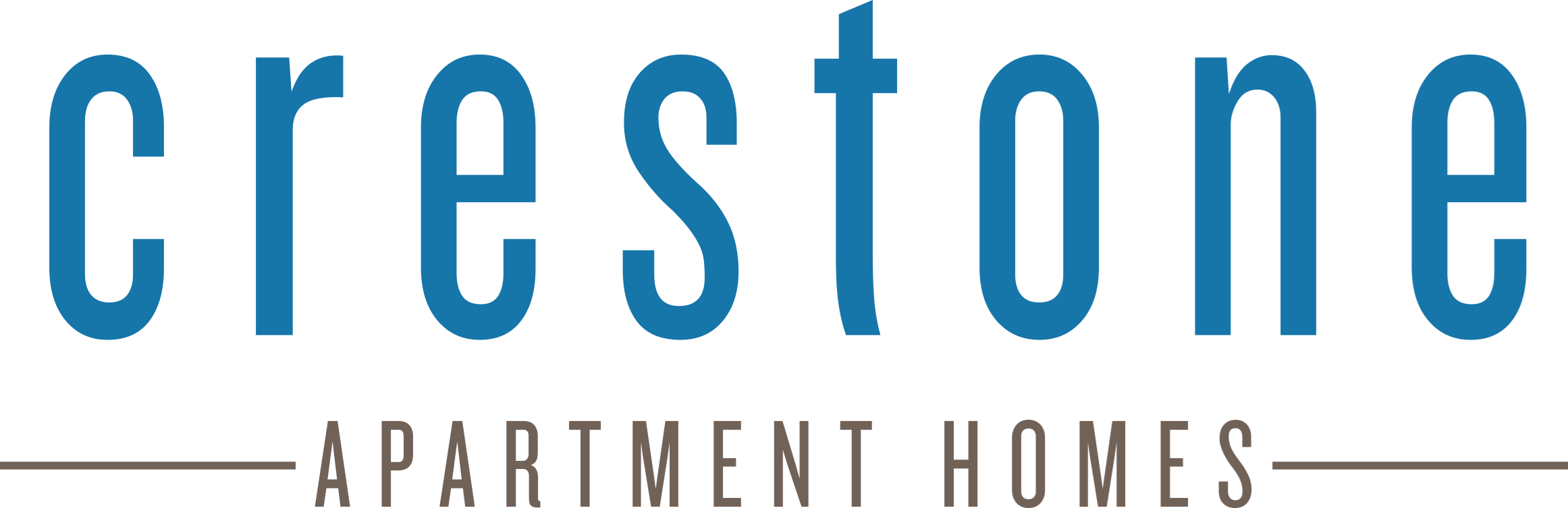Crestone Apartment Homes Crestone Apartments Logo