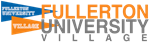 Fullerton University Village Logo