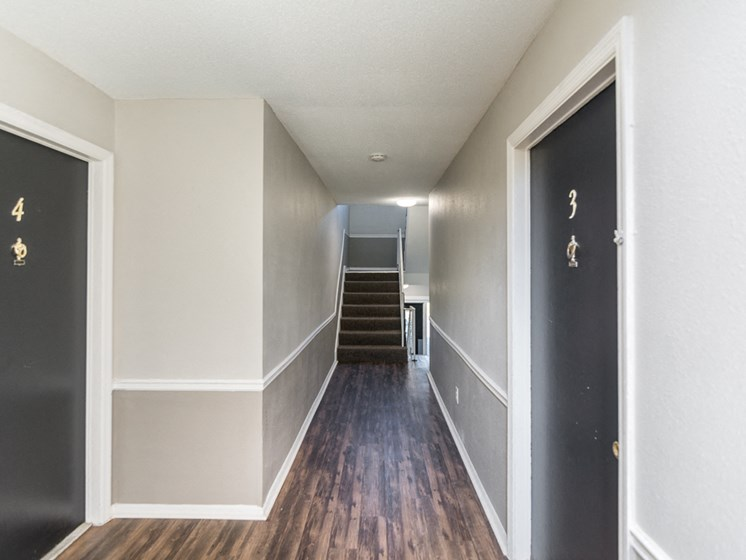 Apartments in Kansas City Flooring