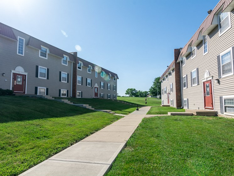Apartments in Kansas City Paths