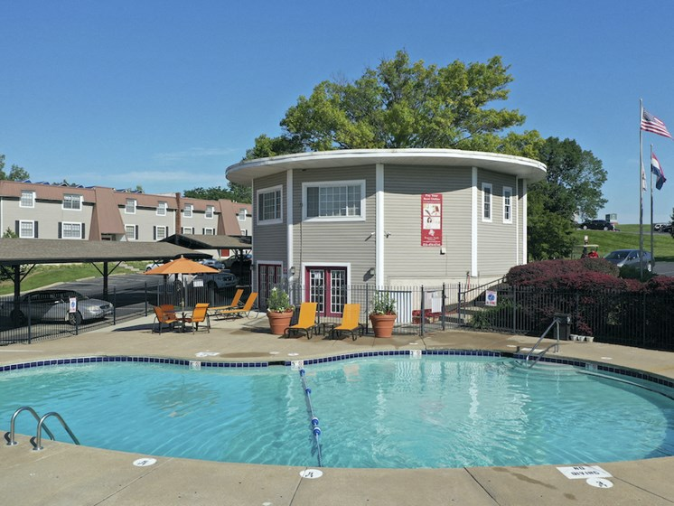 Apartments in Kansas City Pool
