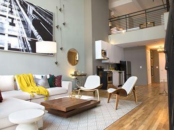 One Larkin Plaza Studio Apartment for Rent Photo Gallery 1