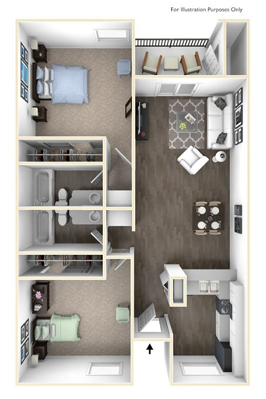 Sequoia Floor Plan 5