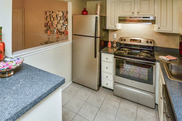 Kitchen 9 | The Park at Elland Apartments in Clearwater, Fl