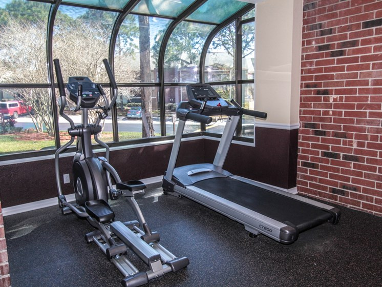 Fitness Center 2   The Park at Elland Apartments in Clearwater, Fl