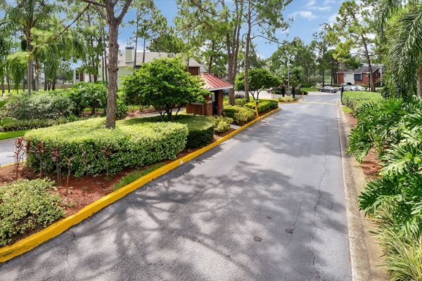 Main Drive | The Park at Elland Apartments in Clearwater, Fl