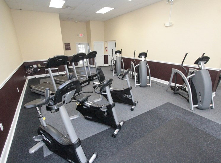 Fitness Center 3 | The Park at Gibraltar Apartments Clearwater Tampa, Fl