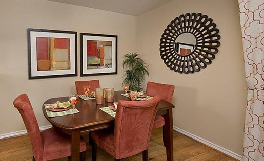 Separate Dining Area at Foundations at Austin, Colony 1800 Austin Parkway, TX