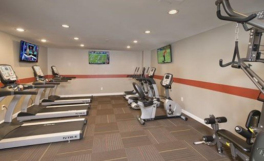 Resident Fitness Center at Foundations at Austin, Colony 1800 Austin Parkway, Sugar Land, TX